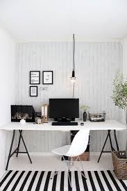 office inspiration. black and white ideas for your mid century modern home office inspiration i