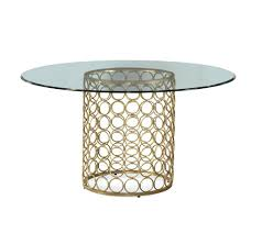 round glass top dining table oak and chairs with metal base in chrome finish rectangle