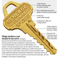schlage primus locks. Schlage Primus Cylinders Provide A Special Dual-locking Feature That Delivers Excellent Protection Against Physical Attack And Virtually Eliminates Locks T