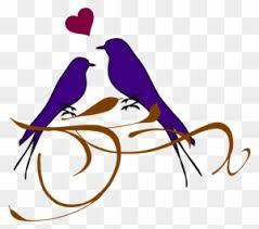 purple love birds clipart. Exellent Clipart Dove Clipart Wedding Bell  Clip Art Love Birds For Purple E