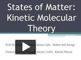 Holt Physical Science Matter Powerpoints Download