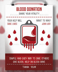 Flyer Formats Free Blood Drive Flyer Template 16 Blood Donation Flyer