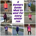 What to wear running 47 degrees