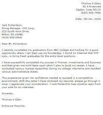 Awesome Collection Of Graduate Cover Letter Examples Cover Letter