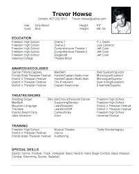 Beginner Resume Format Arhan