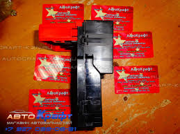 Контрольный блок подушек безопасности chery tiggo fl vortex tingo  Блок предохранителей chery tiggo fl vortex tingo fl t11 3724013