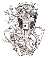 lotus v8 engine diagram wirdig cross section of a diesel engine
