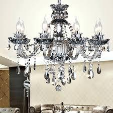 crystal chandelier candle holder