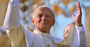 Risultati immagini per Giovanni Paolo II