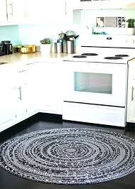 rug in kitchen