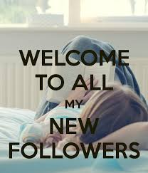 Image result for thank you new followers