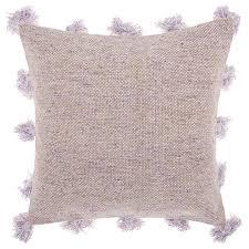 tassel throw pillow.  Throw Nourison Life Styles Tassel Border Decorative Throw Pillow 18 For Pillow R