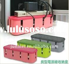 diy cord storage | cable organizer box, cable organizer box Manufacturers  in LuLuSoSo.com