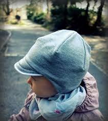 Mit ohren ist eine süße teddymütze / bärenmütze. Supermuzz Freebook Kindermutze Wendemutze Fur Warme Ohren Nahen Lila Wie Liebe