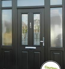 composite front doors exterior