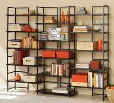 Living Room Bookshelf Decorating Cool Bookcase Home Decor
