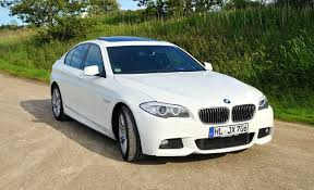 BMW 5 Series (F10) - Wikipedia