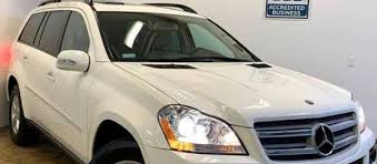 used 2007 mercedes benz gl class pricing for sale edmunds Boat Wiring Harness at 2007 Gl450 Hitch Wiring Harness