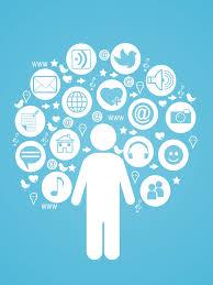 professional societies alliance for life science education psalse vector human shape social icons fjwfcmiu