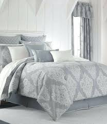 blue ruffle comforter medium size of ruffle bedding white ruffle comforter damask bedding