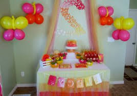 simple decoration of birthday party at home amusing simple