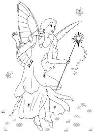 tooth fairy coloring page pages girl brushing teeth color rise of the guardians