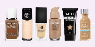 full coverage foundations for a photogenic selfie