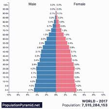 Charts The Demographic Future Of The Worlds 10 Biggest