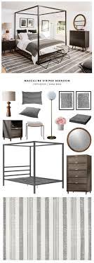 Masculine Bedroom Decor 17 Best Ideas About Masculine Bedrooms On Pinterest Mens