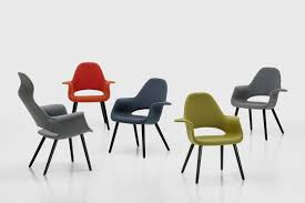 organic furniture design. Developed As A Joint Project By Charles Eames And Eero Saarinen, The Organic Chair Is Considered One Of Most Seminal Creations Mid-century Modern Furniture Design R