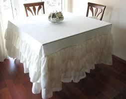 off white tablecloth zoom white round tablecloths