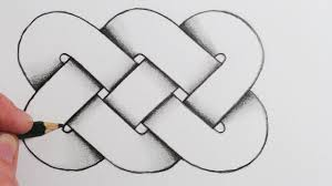 How to Draw a <b>Celtic Knot</b> in 7 Steps - YouTube