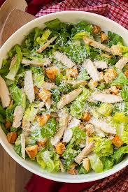homemade chicken caesar salad.  Chicken How To Make Caesar Salad In Bowl On Homemade Chicken Caesar Salad Cooking Classy
