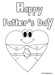 happy fathers day coloring pages for grandpa sheets prin