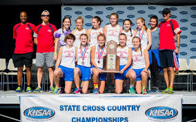 CAL Girls Cross Country Wins State!   Christian Academy School System