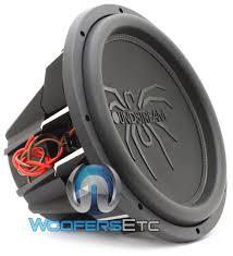soundstream t tarantula w max dual ohm soundstream t5 152 15 034 tarantula 2600w max dual 2 ohm subwoofer bass speaker new 709483051584