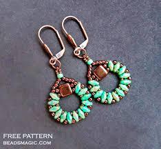 Beaded Earring Patterns