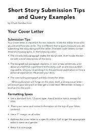 Best Short Cover Letters Cover Letter Short Story Lab Cover Letter Format For Short Story