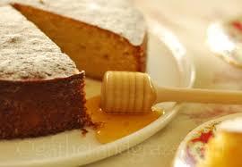 Hungry for… Honey Cake