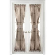 royal velvet plaza thermal interlined rod pocket door panel 473 270 idr liked on polyvore featuring home home decor window treatments curtains
