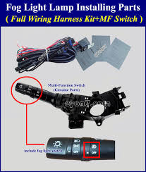 fog light install kit,full wiring harness for 2011~2014 hyundai How To Install Fog Light Wiring Harness user's instruction and wiring diagram not include \u201cfog light (one pair)\u201d GM Fog Light Wiring Harness