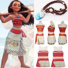 <b>Moana</b> Polyester <b>Summer</b> Dresses (Sizes 4 & Up) for <b>Girls</b> for sale ...