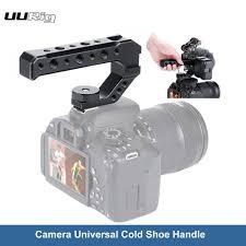 <b>UURig R005 DSLR Camera</b> Top Handle Grip Metal Cold Shoe ...