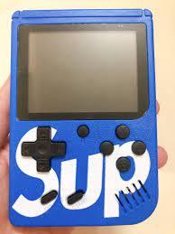 Máy chơi game cầm tay mini tích hợp 400 trò chơi - Màu giao ngẫu nhiên - Máy  Chơi Game Khác Thương hiệu OEM
