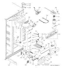 wiring diagram ge refrigerator the wiring diagram ge refrigerator p series parts model pss26sgpass sears partsdirect wiring diagram
