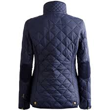 Joules Ladies Moredale Lightweight Quilted Jacket Coat Navy ... & Joules Ladies Moredale Lightweight Quilted Jacket Coat Navy Adamdwight.com