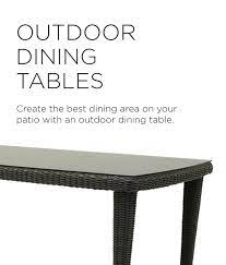 outdoor furniture outdoor dining