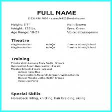 Resume For Beginners Simple Resume Beginners Resume Examples Within Resume Examples Beginners