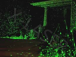 outdoor green laser projectors landscape lighting decoration light