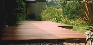 los angeles wood decks decking
